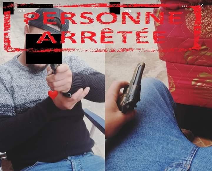 أمن تاوريرت يوقف شخصا قام بنشر صور تمس بأمن وسلامة المواطنين