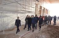 مهيدية وشوراق في زيارة لمشاريع منارة المتوسط بالحسيمة
