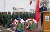 الدار البيضاء.. القاعدة الأولى للبحرية الملكية تنظم حفل أداء القسم من قبل المجندين في إطار الخدمة العسكرية