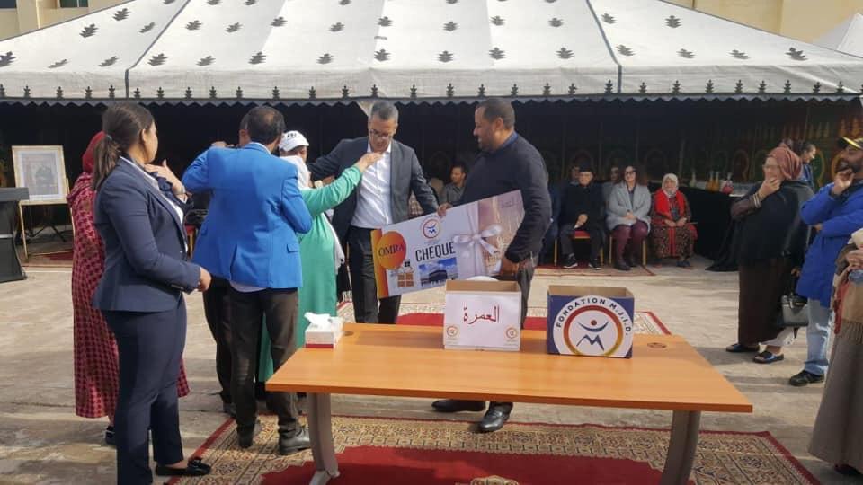 في خرق سافر للقانون .. رئيس مقاطعة آنفا يبدأ حملة إنتخابية سابقة لأوانها - فيديو
