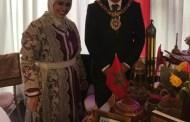 حنان الحديوي: سفيرة الحضارة المغربية ب