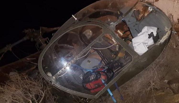 السجن النافذ لمكسيكي اخترق أجواء طنجة بمروحية