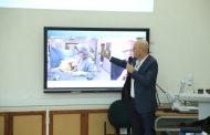 كلية الطب والصيدلية تنظم ورشات حول جراحة الصدر