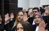 المحامون الجدد يؤدون القسم أمام أعضاء هيئة طنجة