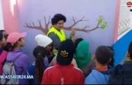 نشاط بيئي وتربوي بمدرسة سيدي عبد الله بسلا