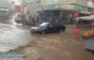 اجيو تشوفو أمطار الخير اش دارت في مدينة بن احمد