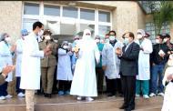شفاء أول حالة من فيروس كورونا بالمركز الاستشفائي الجهوي لبني ملال