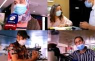 أجيو تشوفو كيفاش لتازمو أصحاب المقاهي بالتدابير الوقائية بعد استئناف عملهم