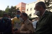 سيدي عثمان .. حملات تحسيسية حول ضرورة وضع الكمامة واحترام التدابير الصحية للوقاية من كورونا