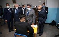 أمزازي وأيت الطالب يعطيان انطلاقة الدروة العادية لامتحان الباكالوريا