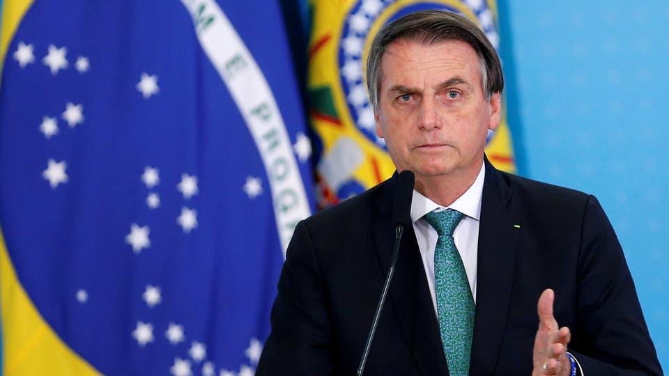 الرئيس البرازيلي يصاب بفيروس كورونا