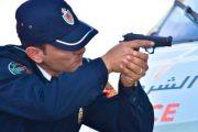 الرصاص بالرباط لتوقيف صاحب سوابق عرض أمن المواطنين وسلامة الشرطة لاعتداء خطير