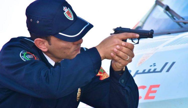 إشهار السلاح لإيقاف جانحين بالبيضاء