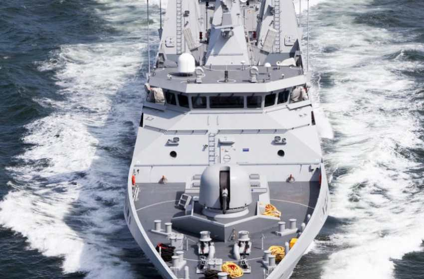 فقدان متدربين من كوماندوز البحرية الملكية خلال تدريبات بحرية