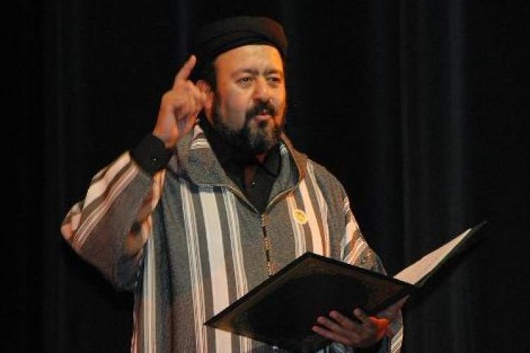 الفنان المراكشي أنور الجندي في ذمة الله