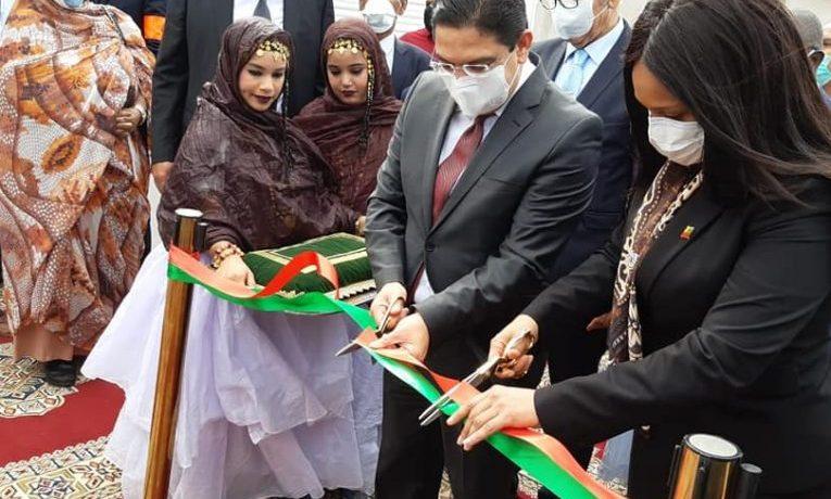 بوريطة يشرف على افتتاح قنصلية عامة لغينيا بيساو بالداخلة