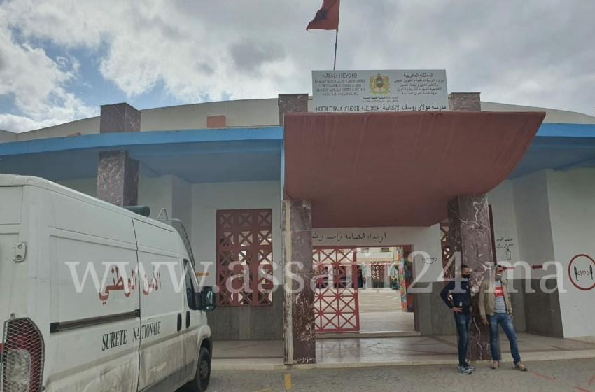 جثة حارس مدرسة تستنفر سلطات طنجة