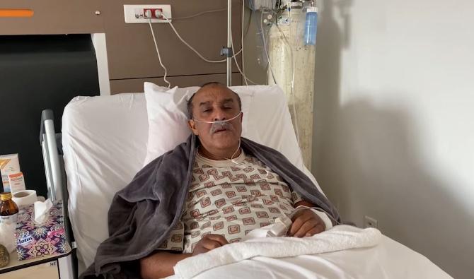 بعد إشاعة وفاته .. الفنان سعيد الناصيري يُطمئن جمهوره