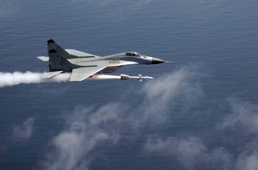 الجزائر تعزز أسطولها الجوي بمقاتلات روسية وصلت إلى البلاد في سرية تامة