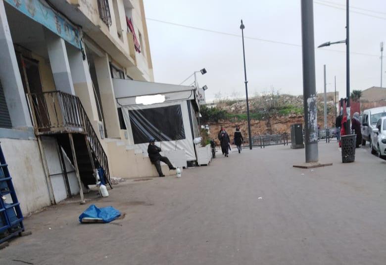 مقهى خارج القانون يناشد عامل عمالة مقاطعات عين السبع الحي المحمدي !؟