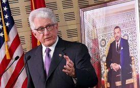 سفير أمريكا بالرباط.. الملك محمد السادس أرسى أسس شراكة وثيقة جدا مع الولايات المتحدة