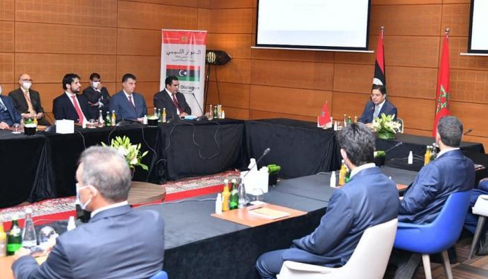 المغرب يقود اتفاق ليبي مبدئي على توزيع 7 مناصب سيادية