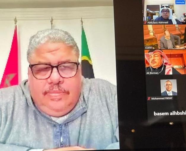 مجلس الأعمال السعودي – المغربي يعقد اجتماع عمل عن بعد ويدعو لإنشاء صندوق استثماري مشترك