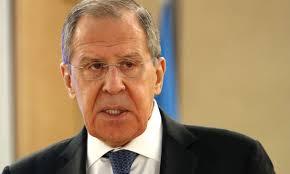 """وزير الخارجية الروسي مصاب ب""""كوفيد-19"""""""