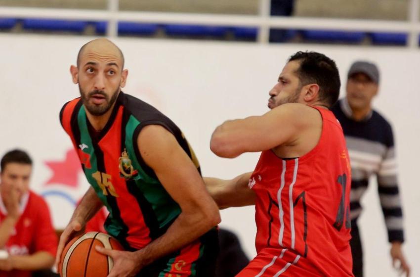 الفتح الرياضي والجيش الملكي في افتتاح بطولة القسم الممتاز لكرة السلة