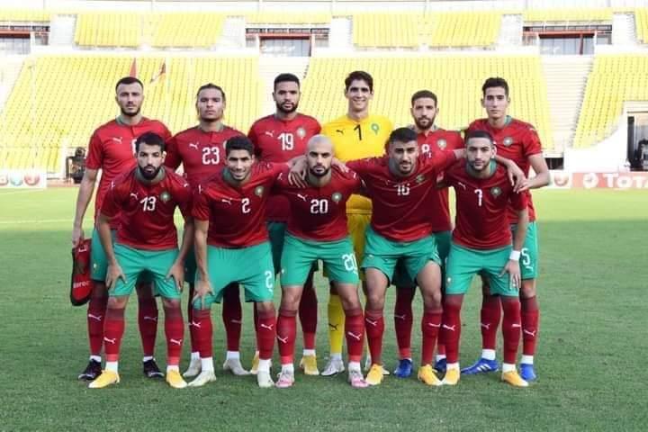 الكاف تكشف عن حكام مبارتي المغرب أمام موريتانيا وبوروندي