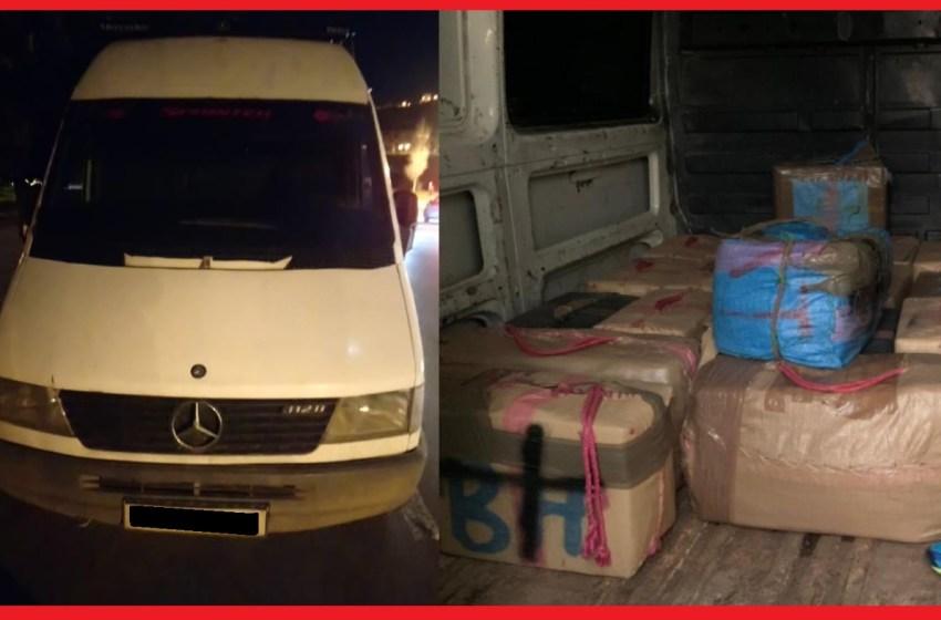 أمن طنجة يحبط محاولة للتهريب الدولي للمخدرات ويحجز 680 كيلوغراما من مخدر الشيرا