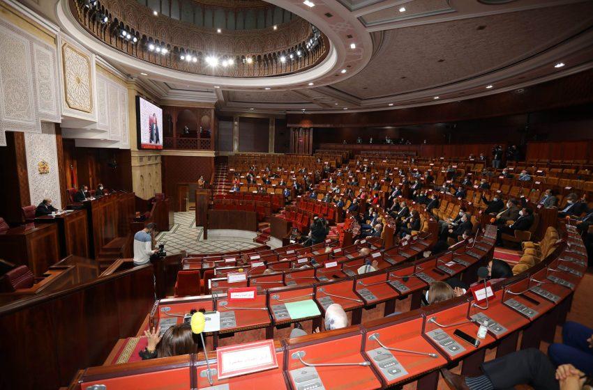 حضور مكثف لنواب العدالة والتنمية يربك جلسة التصويت على القوانين الإنتخابية