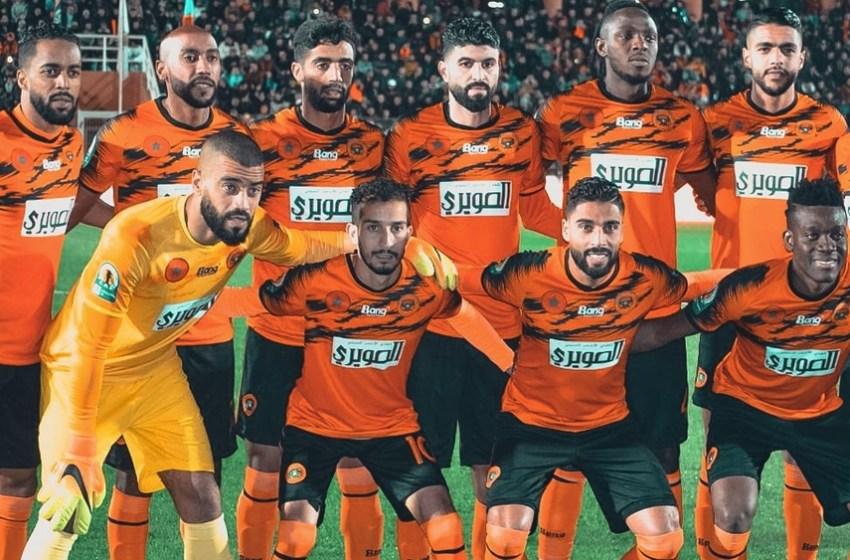 الكاف يكشف عن حكم مباراة نهضة بركان وشبيبة القبائل الجزائري