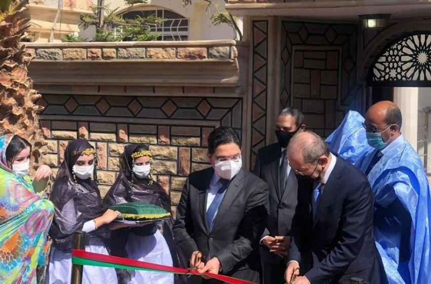 الاردن تدشن قنصليتها بالصحراء المغربية