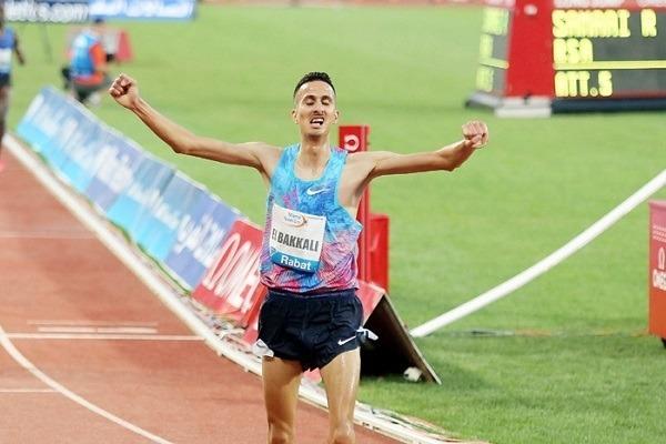 الدوري الماسي.. البقالي يحتل المركز الثاني في سباق 3000 متر موانع