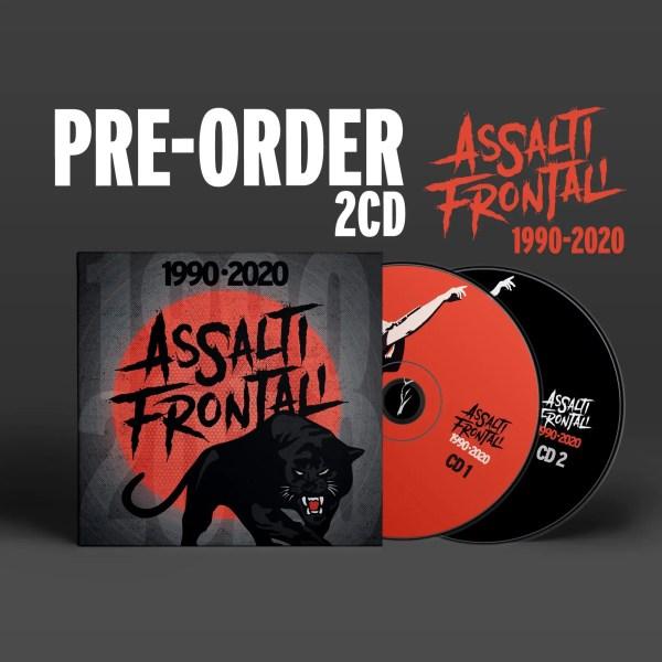 Preordina nuovo disco 2 cd