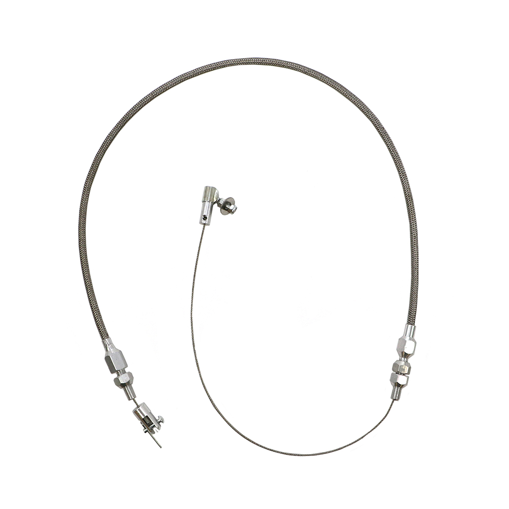 Stainless Steel Braided 24