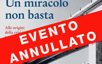 EVENTO ANNULLATO