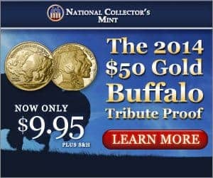 2014 Buffalo Gold Coin