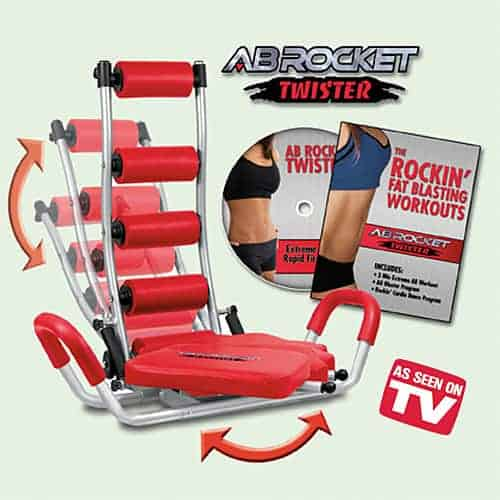 Ab Rocket Twister Abs Chair