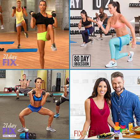 21 Day Fix Results Programs