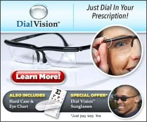 dial vision as seen on tv