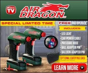 Air Dragon Inflate Tires Quickly