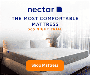 Nectar Mattress Get the Best Night Sleep Ever! 365 Day Trial Offer!