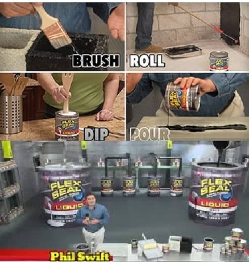 as seen on tv flex seal liquid