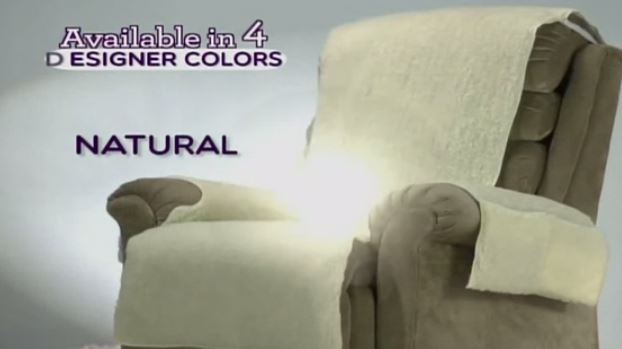 Snuggle Up Recliner Chair Cover
