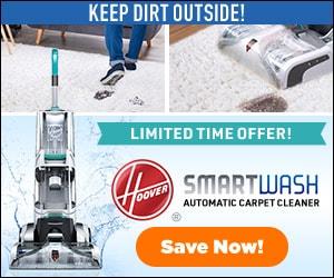 Hoover Smartwash Carpet Cleaner