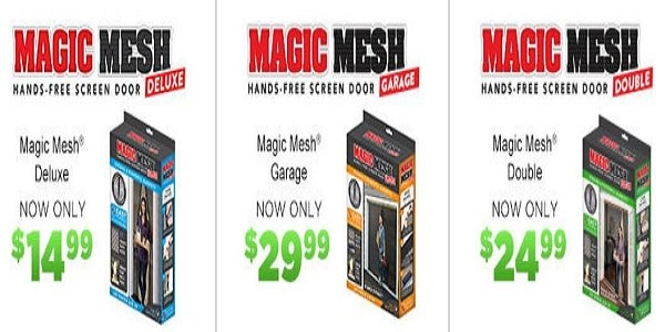 magic mesh offers