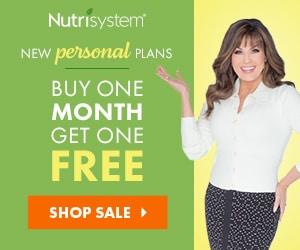 nutrisystem bogo offer