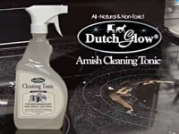 Dutch Glow Amish Cleaning Tonic - As Seen on TV
